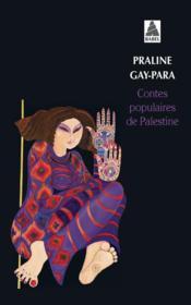 Contes Populaires De Palestine Babel 564 - Couverture - Format classique