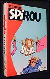Recueil Spirou T.231 - Couverture - Format classique