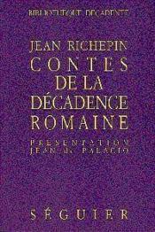 Contes De La Decadence Romaine - Couverture - Format classique