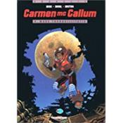 Carmen Mc Callum t.2 ; mare tranquillitalis - Couverture - Format classique
