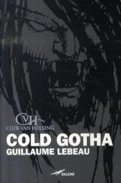 Cold gotha - Couverture - Format classique
