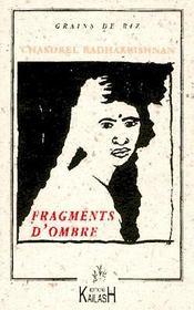 Fragments D'Ombre - Intérieur - Format classique