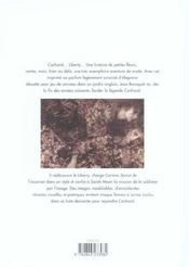 Cacharel ; le liberty - 4ème de couverture - Format classique