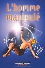 Homme Manipule - Couverture - Format classique