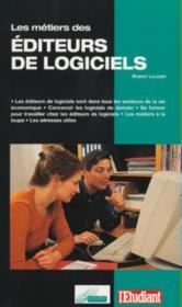 Les metiers des editeurs de logiciels 1999 - Couverture - Format classique