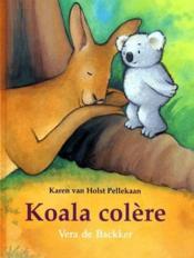 Koala colere - Couverture - Format classique