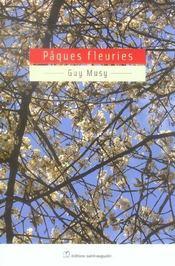Paques Fleuries - Intérieur - Format classique