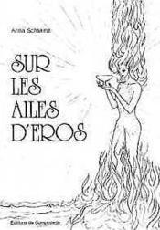 Sur Les Ailes D'Eros - Couverture - Format classique