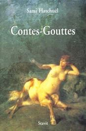 Contes Gouttes - Intérieur - Format classique