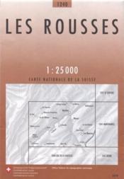 Les rousses ; 1240 - Couverture - Format classique