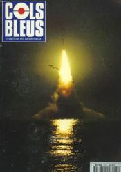 COLS BLEUS. HEBDOMADAIRE DE LA MARINE ET DES ARSENAUX N°2278 DU 22 OCTOBRE 1994. VEDETTE DE 14 METRES A FONCTION MULTIPLE par P. LEJEUNE / AMERICA'S CUP 95 : L'ORIGINALE CONCEPTION DU DEFI FRANCE par D. GILLES / LE RETOUR DU FILLEUL par LE CAP. DE CORV... - Couverture - Format classique