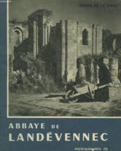 Abbaye De Landevennec - Couverture - Format classique
