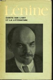 Ecrits Sur L'Art Et La Litterature - Couverture - Format classique