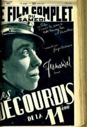Le Film Complet Du Samedi N° 1957 - 16e Annee - Les Degourdis De La 11eme - Couverture - Format classique