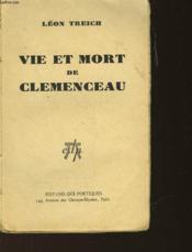 Vie Et Mort De Clemenceau - Couverture - Format classique