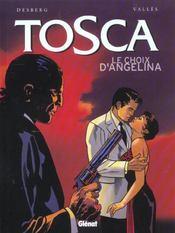Tosca t.2 ; le choix d'Angelina - Intérieur - Format classique
