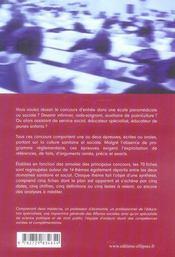 Abrege De Culture Sanitaire Et Sociale - 4ème de couverture - Format classique