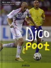 Le dico du foot - Intérieur - Format classique