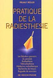 Pratique De La Radiesthesie - Intérieur - Format classique