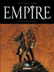 Empire t.1 ; le général fantôme - Intérieur - Format classique