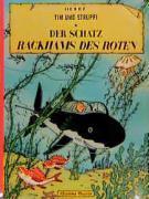 Tim und Struppi t.12 ; der schwatz reckhamsdes roten - Couverture - Format classique
