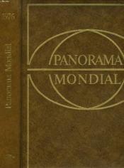 Panorama Mondial, Encyclopedie Permanente. 1976. - Couverture - Format classique