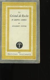 Le Cristal De Roche Et Autres Contes. - Couverture - Format classique