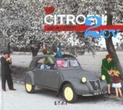 La Citroen 2cv De Mon Pere - Couverture - Format classique