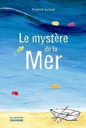 Mystere De La Mer - Couverture - Format classique