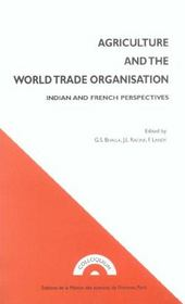 Agriculture And The World Trade Organisation - Intérieur - Format classique