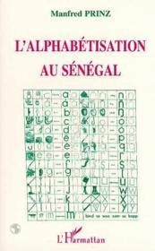 Alphabetisation Au Senegal - Couverture - Format classique