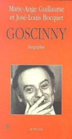 Goscinny - Couverture - Format classique