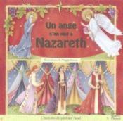 Un ange s'en vint a nazareth - Couverture - Format classique