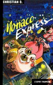 Monaco express - Couverture - Format classique