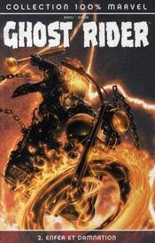 Ghost rider t.2 ; enfer et damnation - Intérieur - Format classique