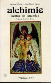 Alchimie contes legendes - Couverture - Format classique