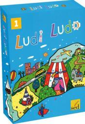 Veritech ; Ludi Ludo ; Atelier 1 ; Cycle 1 - Couverture - Format classique