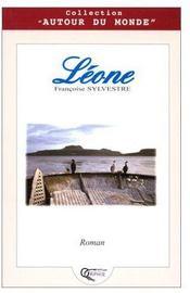 Léone - Couverture - Format classique