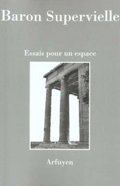 Essais Pour Un Espace - Intérieur - Format classique