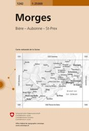 1242 ; Morges - 4ème de couverture - Format classique