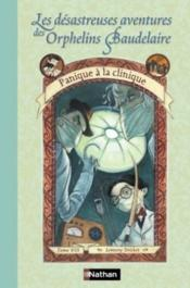 Aventures orph baudelaire t08  - Lemony Snicket