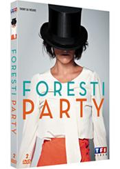 Florence Foresti - Foresti Party - Couverture - Format classique