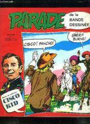 Parade N° 3. Septembre 1974. - Couverture - Format classique
