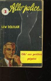 Oh! Ces Petites Pepees - N°3 - Couverture - Format classique