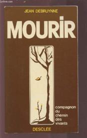 Mourir - Couverture - Format classique