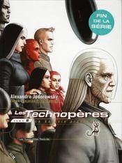 Les technopères t.8 ; la galaxie promise - Intérieur - Format classique