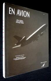 En avion - Couverture - Format classique
