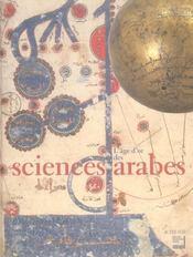 L'Age D'Or Des Sciences Arabes ; Viii - Xv Siecle - Intérieur - Format classique