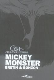 Mickey monster - Couverture - Format classique