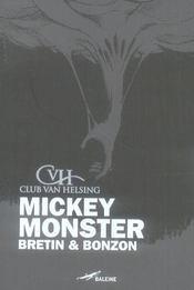 Mickey monster - Intérieur - Format classique